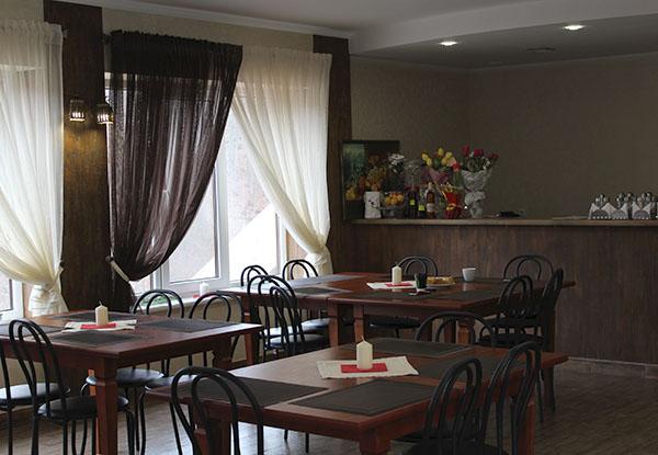 Ресторан Beaumont Hotel